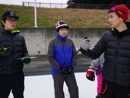 第5回スケート教室