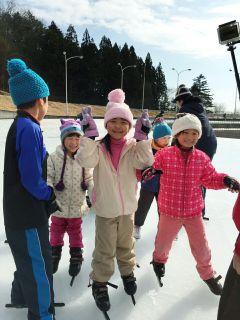 1月25日スケートスクール