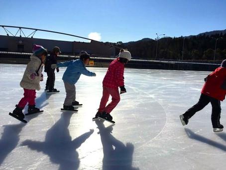12月28日スケートスクール