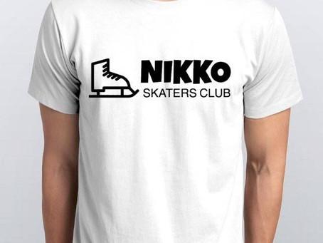 日光スケーターズクラブTシャツ販売します。