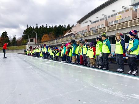 2017/18年度 第2回スケートスクール