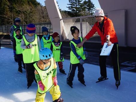 第7回スケート教室終了