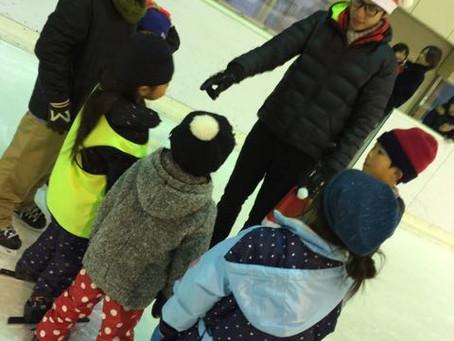 第8回スケート教室&クリスマススケート教室