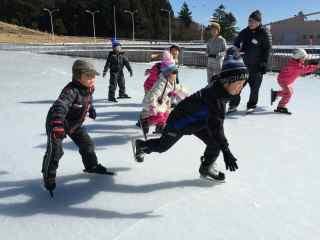 1月18日スケートスクール