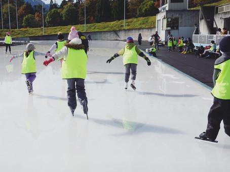 2020/21 第1回スケートスクール終了しました。