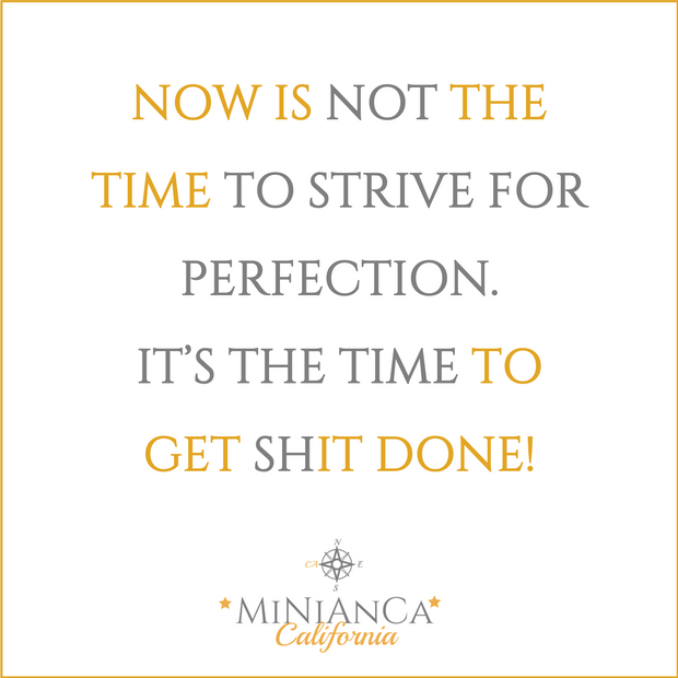 GET IT DONE.