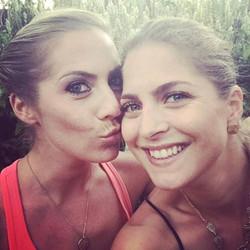 ... sisters ❤️#santamonica.jpg