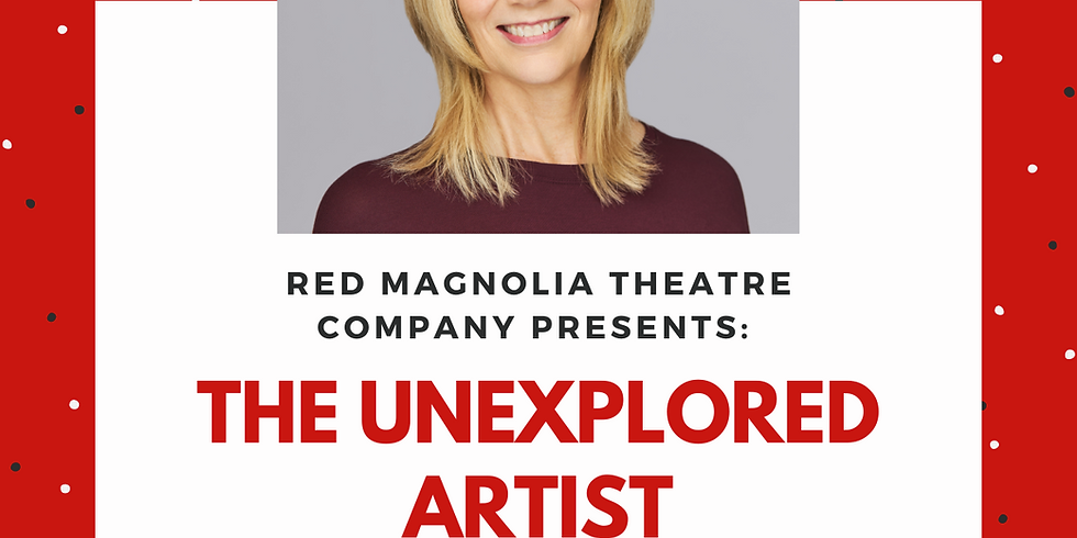 The Unexplored Artist Seminar with Heidi Hayes