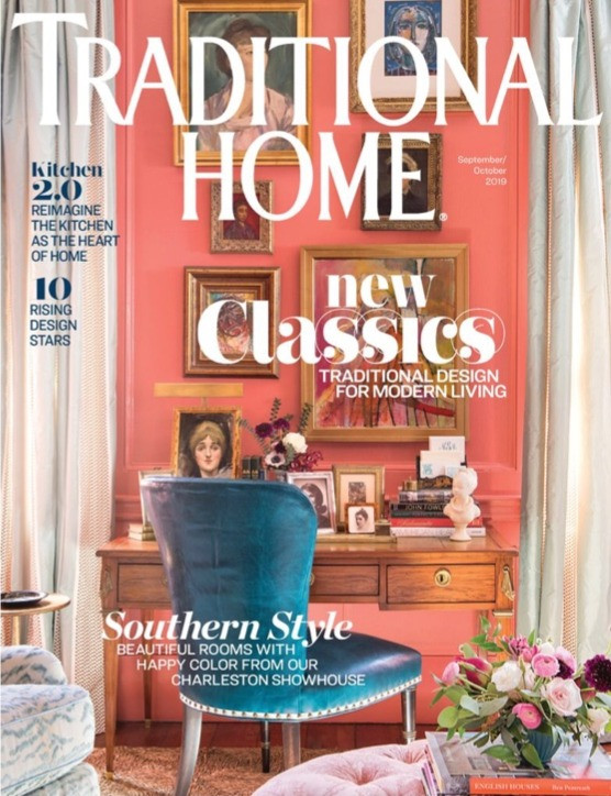 TRADITIONAL HOME COVER SEPT-OCT 2019