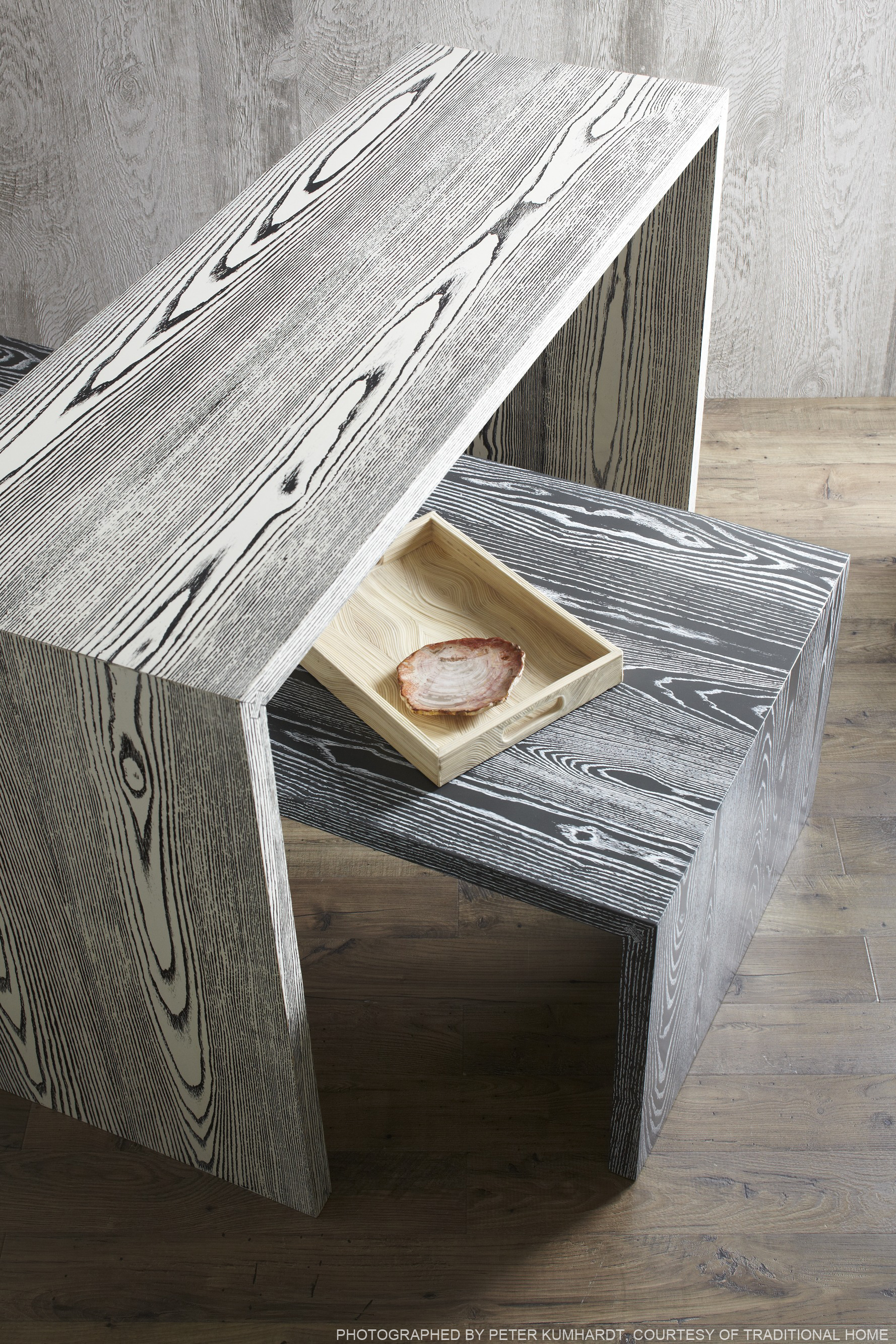 Waterfall Tables 1