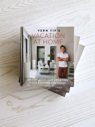 VERN YIP – VACATION AT HOME