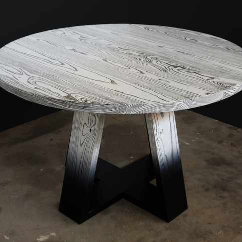 TINSLEY TABLE - OMBRE BASE