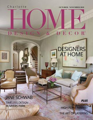 Home Design and Decor, Cover, Oct Nov 20