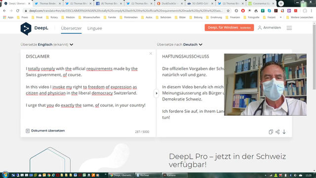 (5G-)SARS-CoV-2-pLandemia: REALITY (Video)