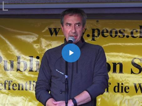 "Kundgebung Winterthur, 18.09.2021: ""Stopp Zensur und Impfdiktatur"""
