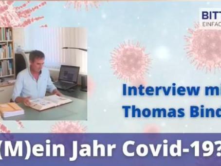 (M)ein Jahr COVID-19?