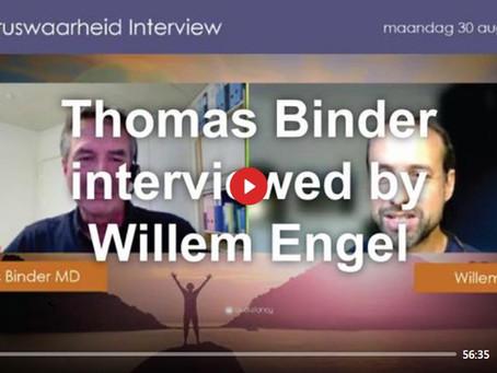 Viruswaarheid Interview by Willem Engel, August 30, 2021