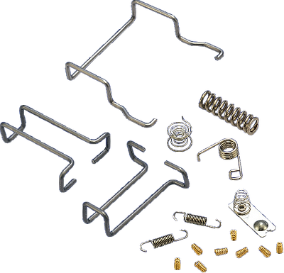 Springs and Clips