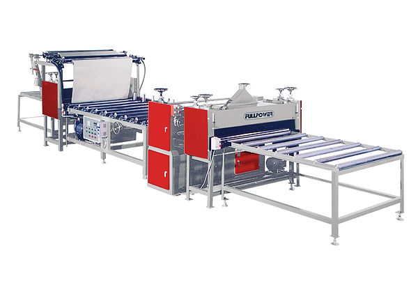 PAPER & PVC LAMINATING MACHINE