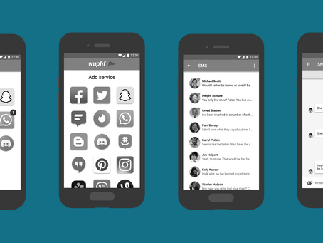 Simplifying and aggregating users' social media notifications
