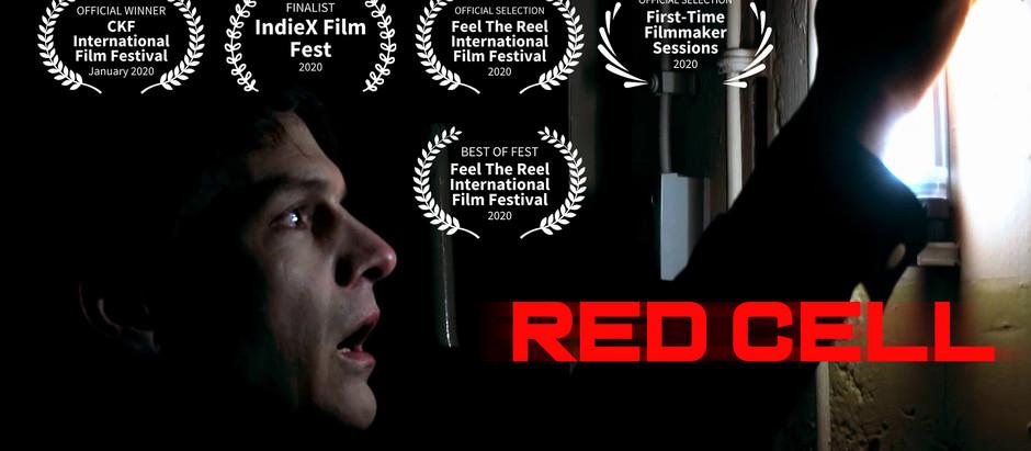 Red Cell gewinnt 5 Hauptpreise