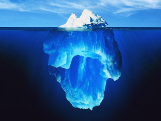 Culture/identity - seeing more than the tip of the iceberg.