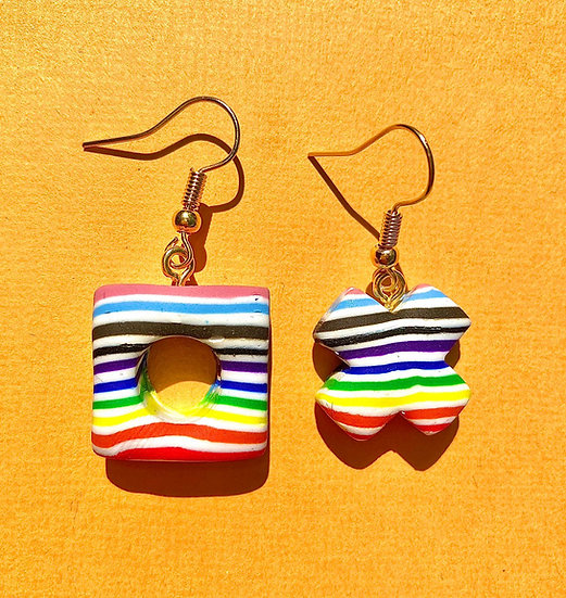 Updated Rainbow Flag Quearrings