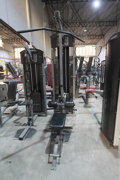 PULLEY COM REMADA LIFE FITNESS