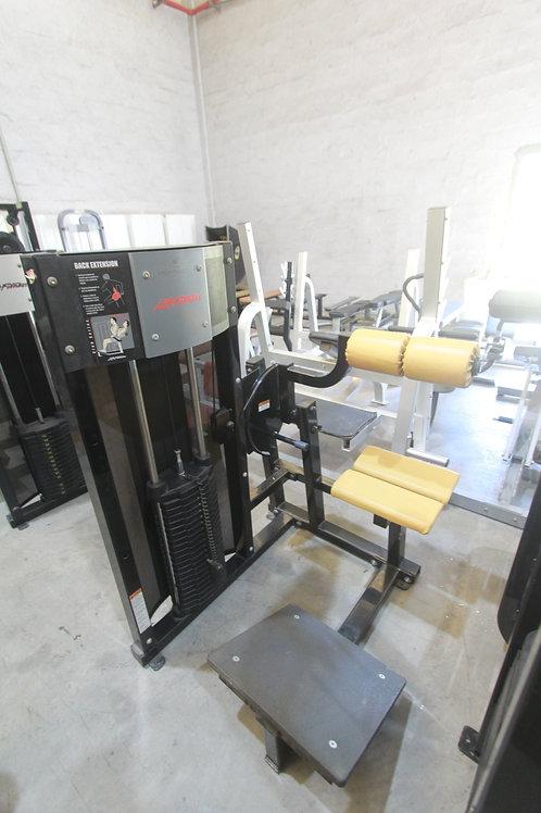 Lombar máquina Life Fitness®