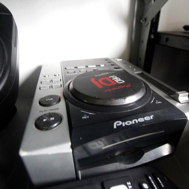 Mesa de DJ Pioneer