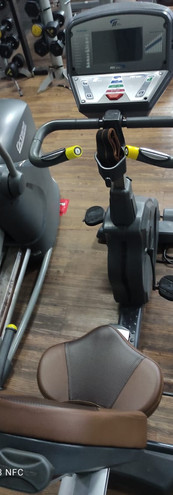 Bike horizontal