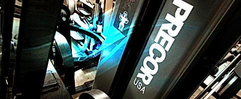 Equipamentos Fitness movement techonogym matrix total health precor hammer strength one reebok equipamentos para academia ginástica