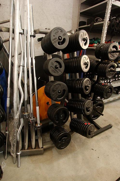 Suporte Kit Pump - 20 barras