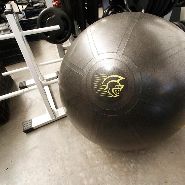 Yoga Ball.