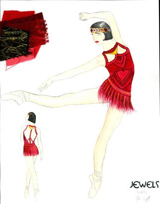 Rubies Art Deco Female