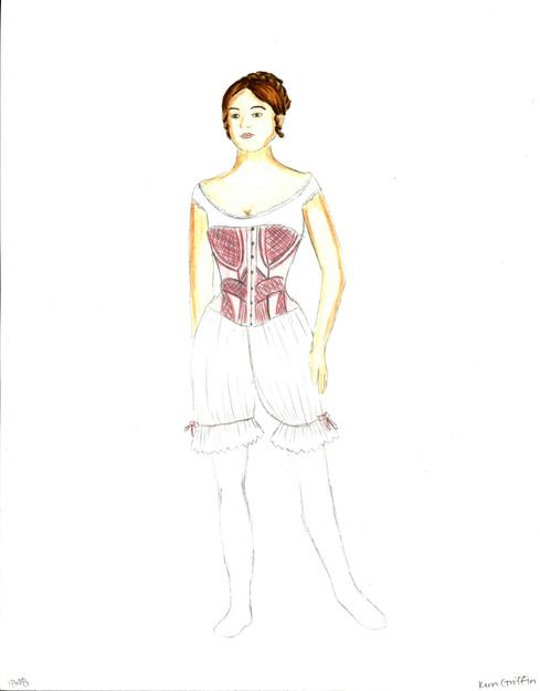 1848 Undergarments
