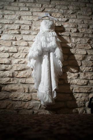 Jessica's Wedding Dress hanging.jpg
