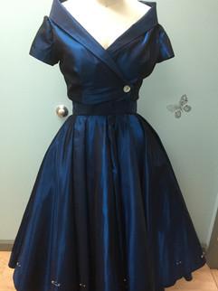 Blue Dress and Jacket on Form _edited.JP