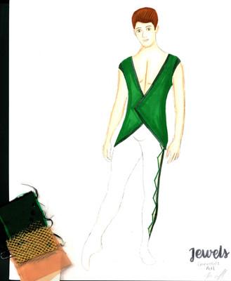 Emeralds Modern Male