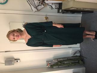 Green Dress Fitting Front.JPG