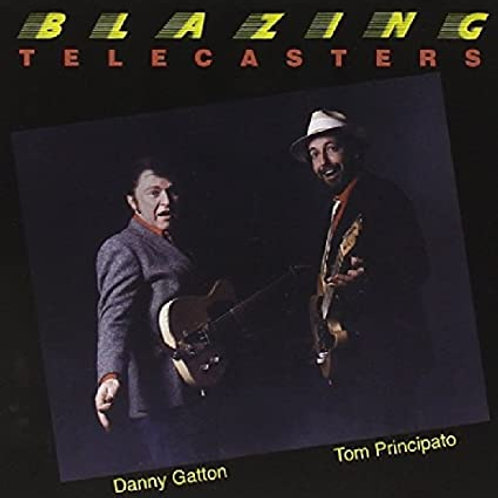 Blazing Telecaster CD with Tom Principato