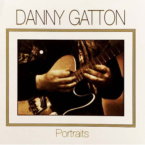 Danny Gatton Portraits CD