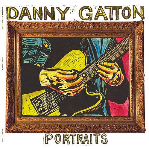 Danny Gatton Portraits - Vinyl Album
