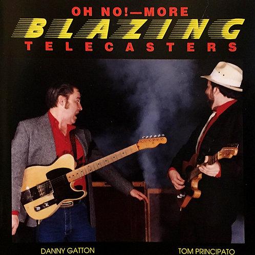 Oh No More Blazing Telecasters