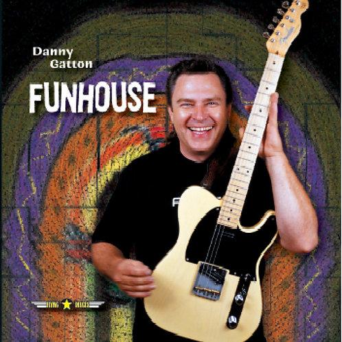 Danny Gatton Funhouse CD