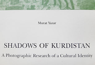 shadows of kurdistan. a photographic research of a cultural identity