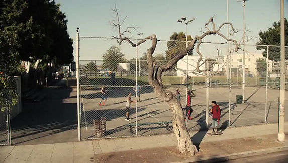 Check out talent Julian Holmes in a commercial for Nike