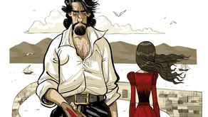 Caravaggio e la ragazza di L. Bonaccorso