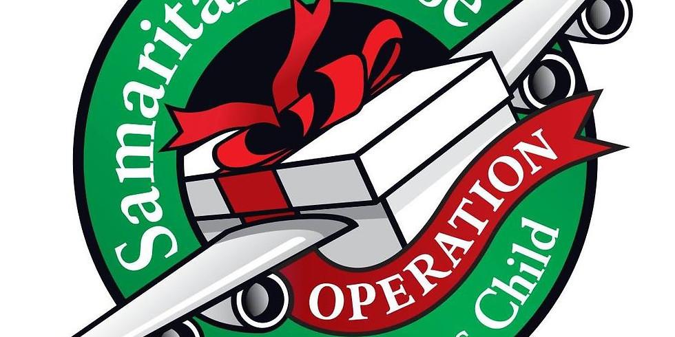 Operation Christmas Child: Nov 16-22