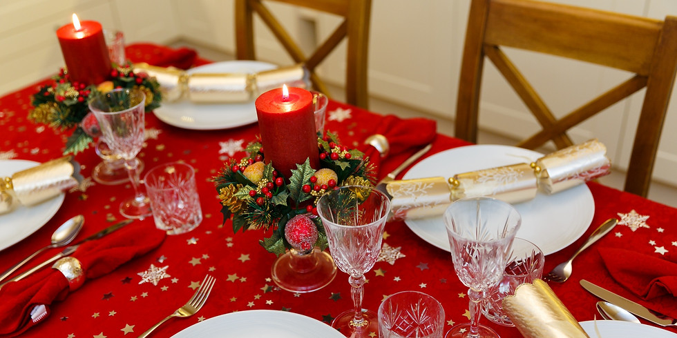 Christmas Day Dinner for People Living Alone